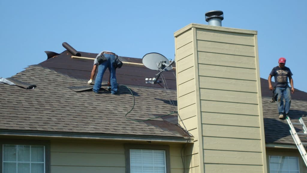 residential roofing service & installation in Decatur GA