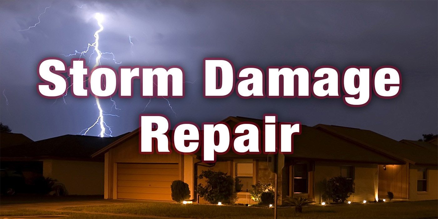 Qualified Roofers for Storm Damage